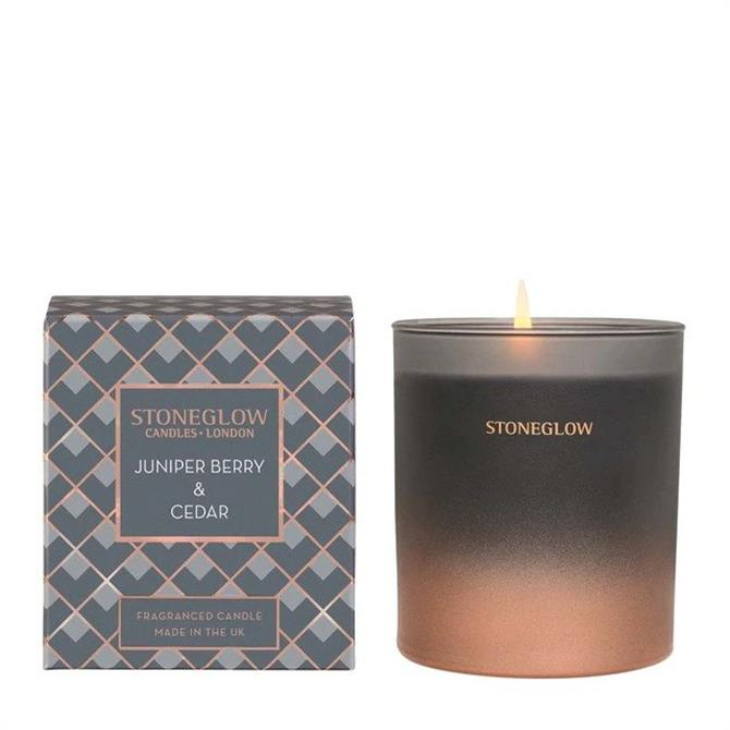 Stoneglow Tumbler Candle 4 Scents