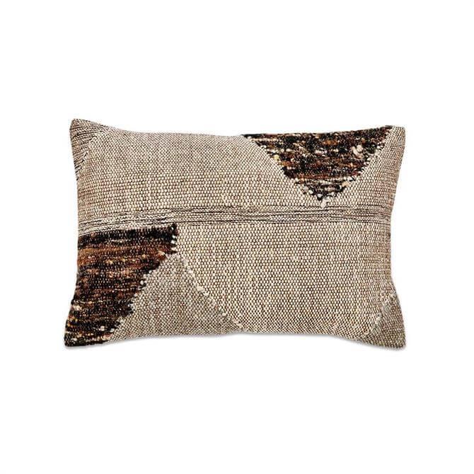 Nkuku Harti Triangle Design Cushion
