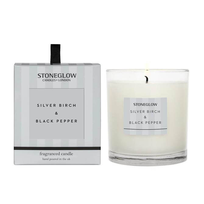 Stoneglow Modern Classic Tumbler Candle