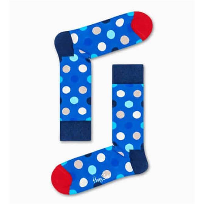 HappySocks Big Dot Socks