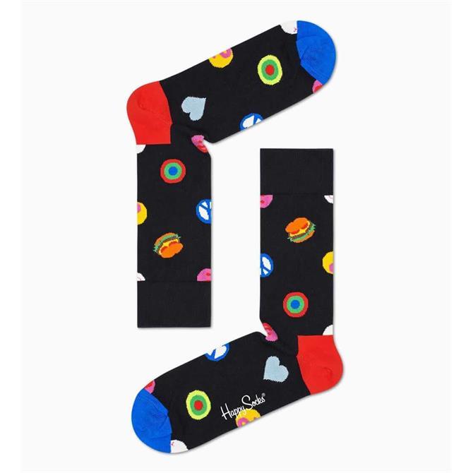 Happy Socks Symbol Dot Socks