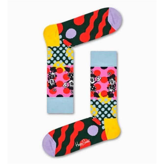 HappySocks Disney Minnie-Time Socks