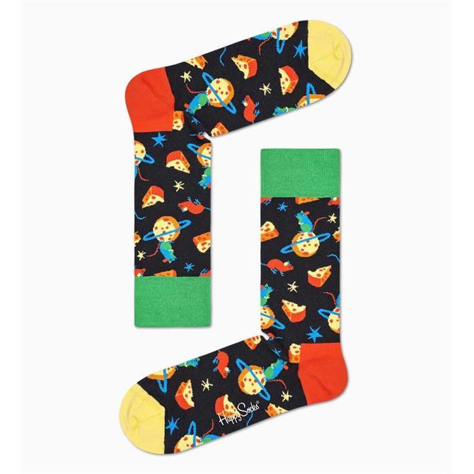 Happy Socks Moon Mouse Socks