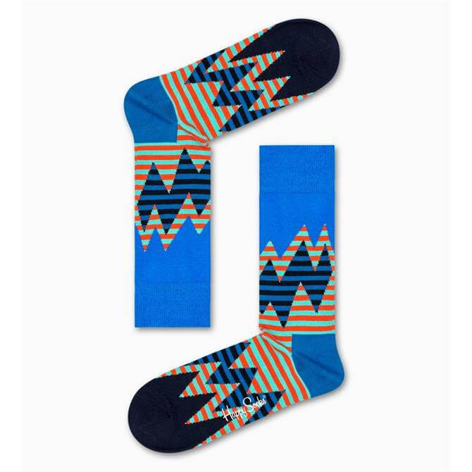 Happy Socks Striped Reef Socks