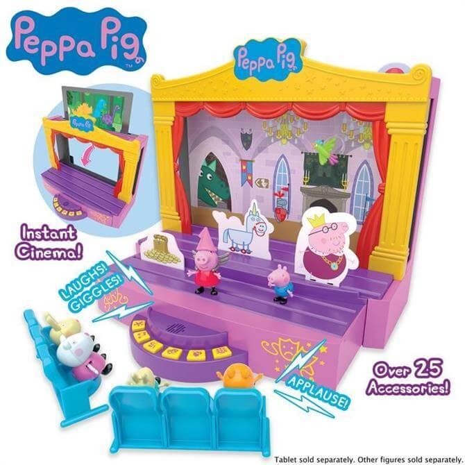 Peppa Pig's Stage Playset
