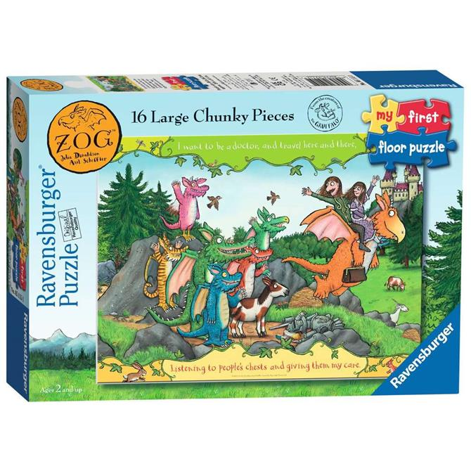 Ravensburger Zog My First Floor Puzzle - 16pc