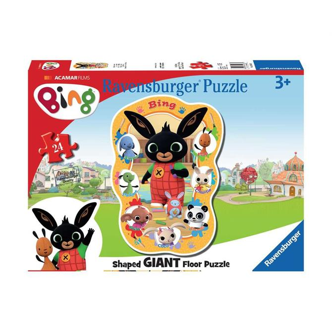 Ravensburger Bing Shaped Floor Puzzle - 24pc