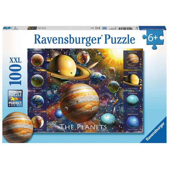 Ravensburger The Planets XXL Jigsaw Puzzle 100pc