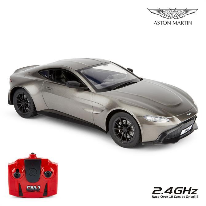 Aston Martin New Vantage 1:14 Scale RC Car - Grey