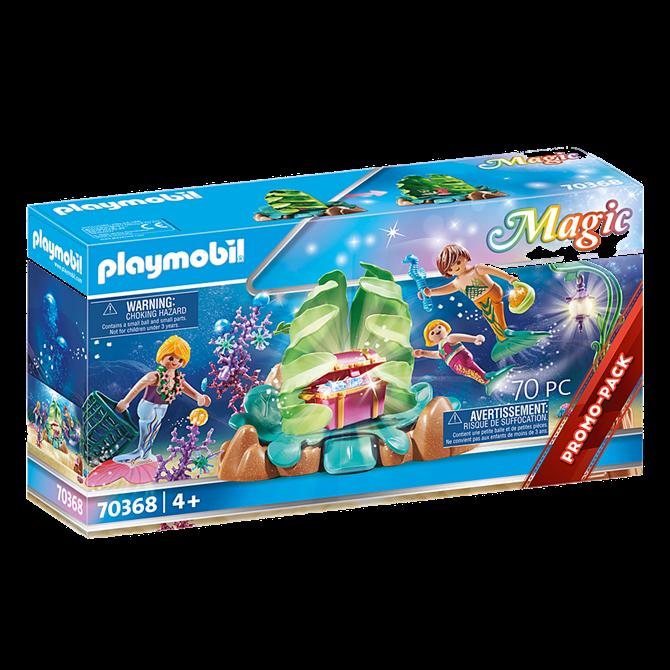 Playmobil Coral Mermaid Lounge Playset