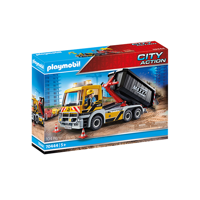 Playmobil Interchangeable Truck