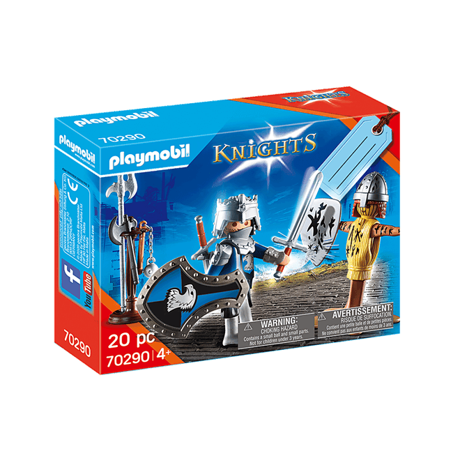 Playmobil Knights Gift Set