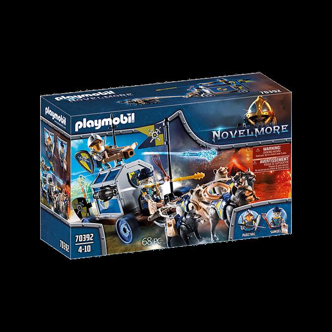 Playmobil Novelmore Treasure Transport Play Set