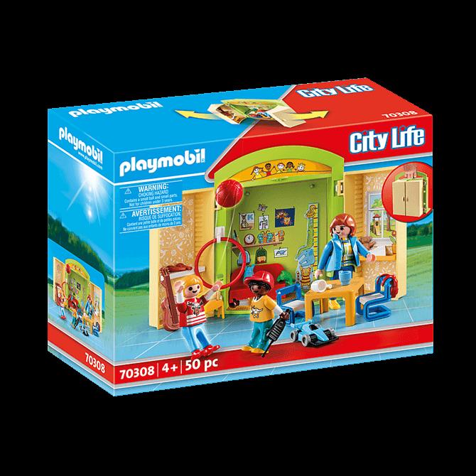 Playmobil Pre-School Playset
