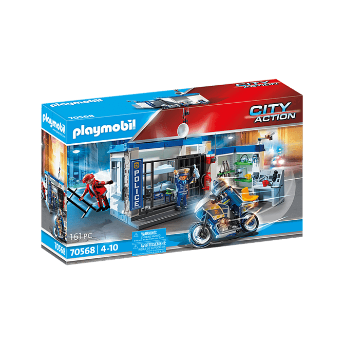 Playmobil Police Escape Playset