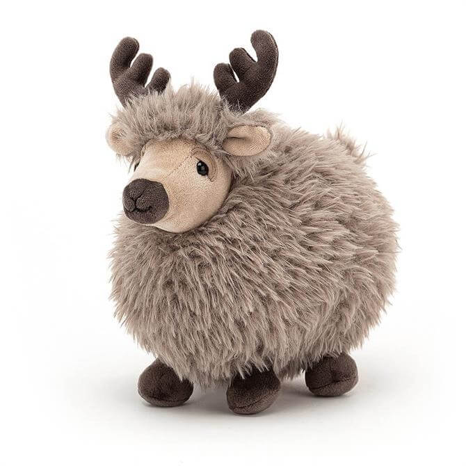 Jelly Cat Rolbie Reindeer - Small