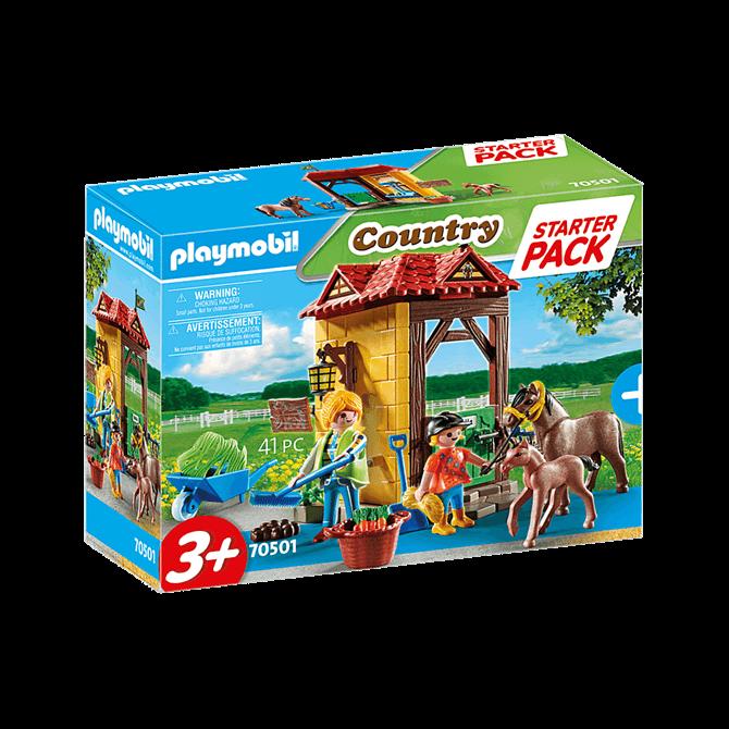 Playmobil Horse Farm Playset
