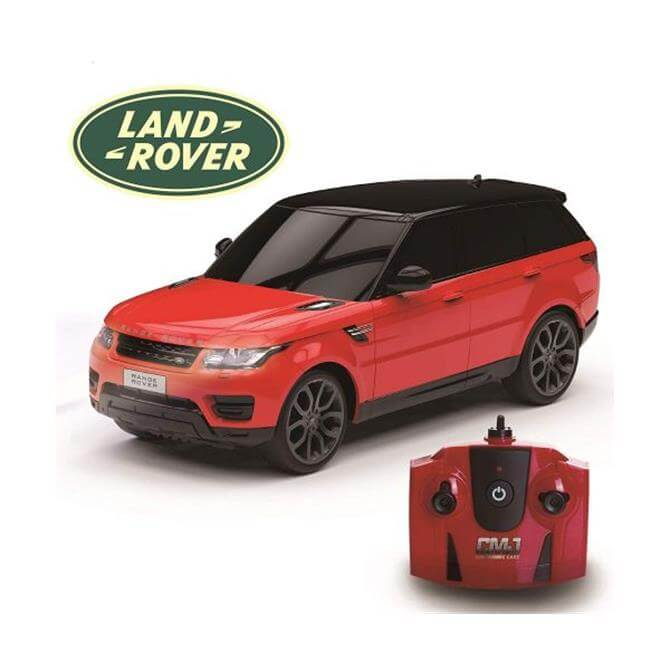 Red 2014 Range Rover Sport 1:24 Scale RC Car