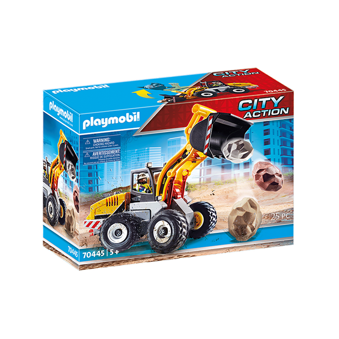 Playmobil  Front Loader
