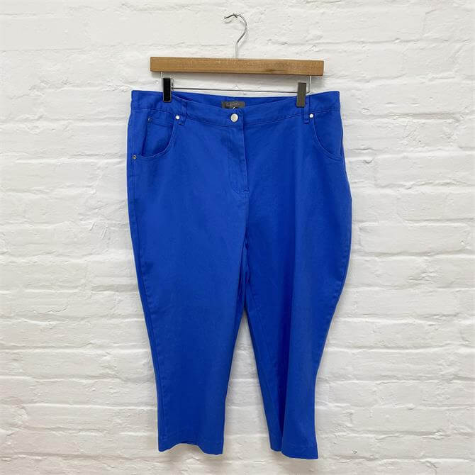 First Avenue Perfection Crop Trouser