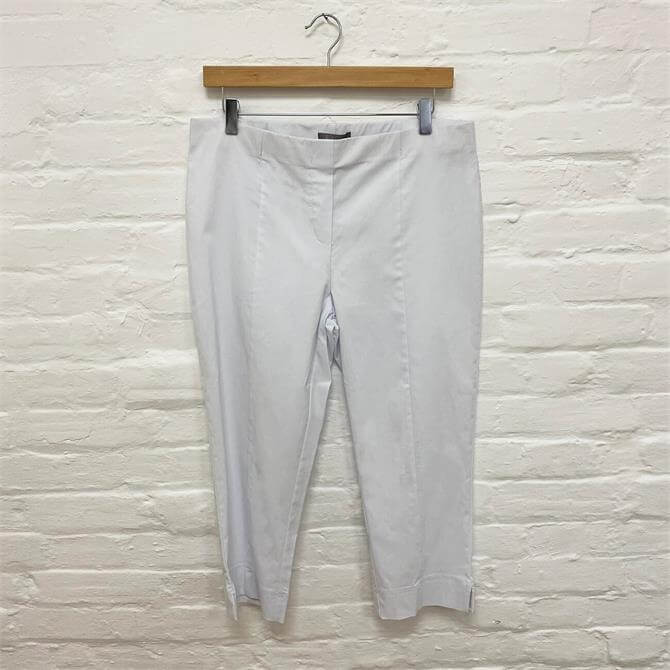 First Avenue Perfection Cropped Trousers