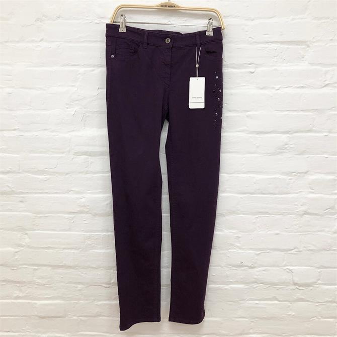 Gerry Weber Jewel Detail Jeans