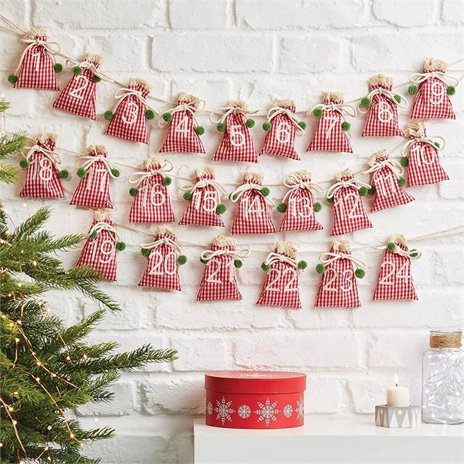 Simply Make Advent Garland Kit