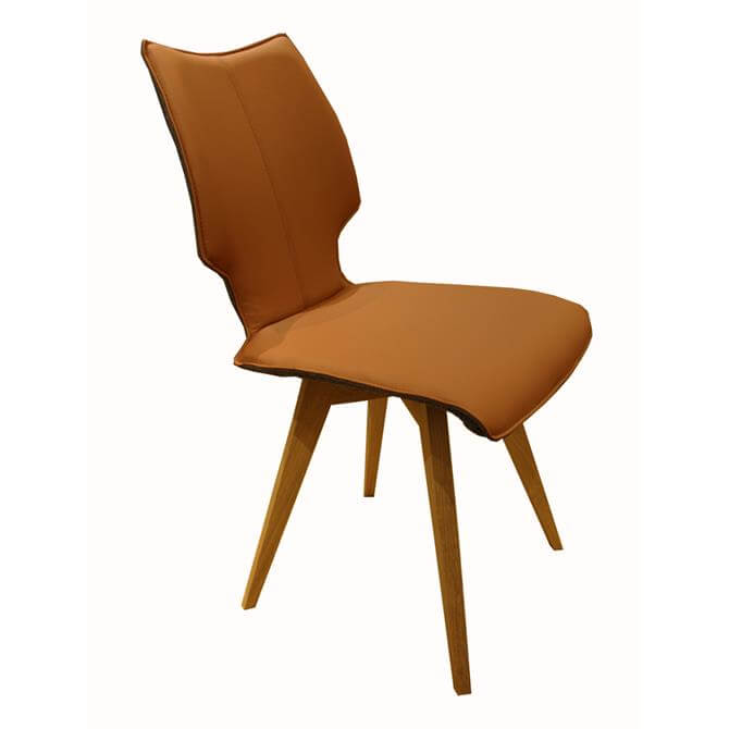 Skalo Chair in Leather