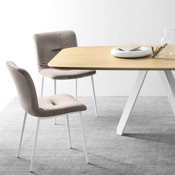 Calligaris Annie Soft Dining Chair