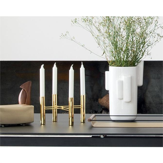 Calligaris Metal Candle Holder 7197