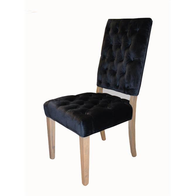 Sadie Dining Chair in Blue