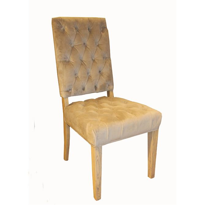 Sadie Dining Chair in Cream