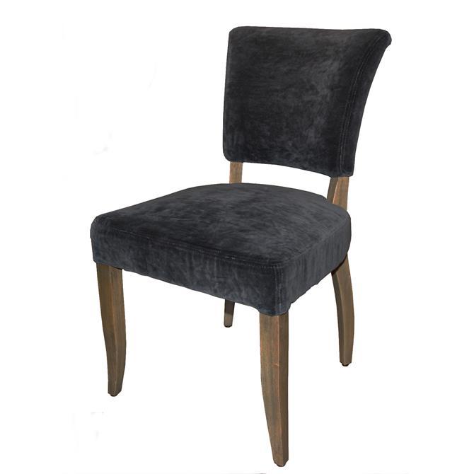 Bonneville Dining Chair in Vintage Graphite