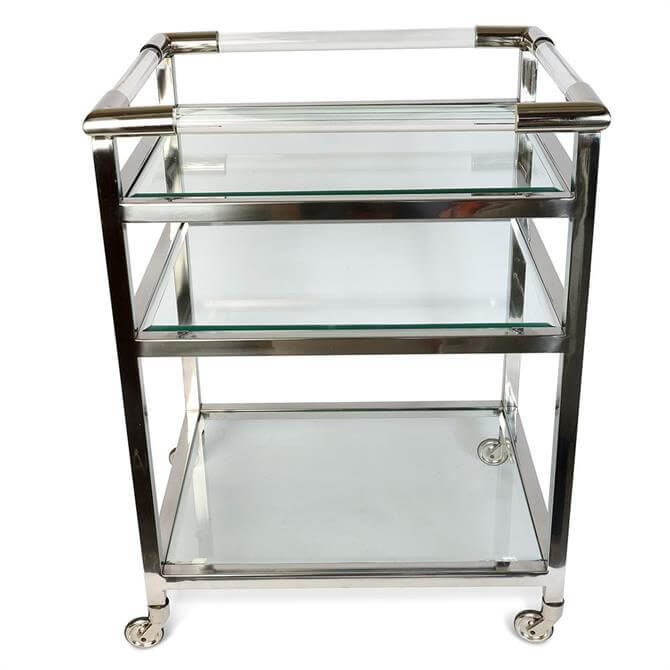Art Deco Drinks Trolley