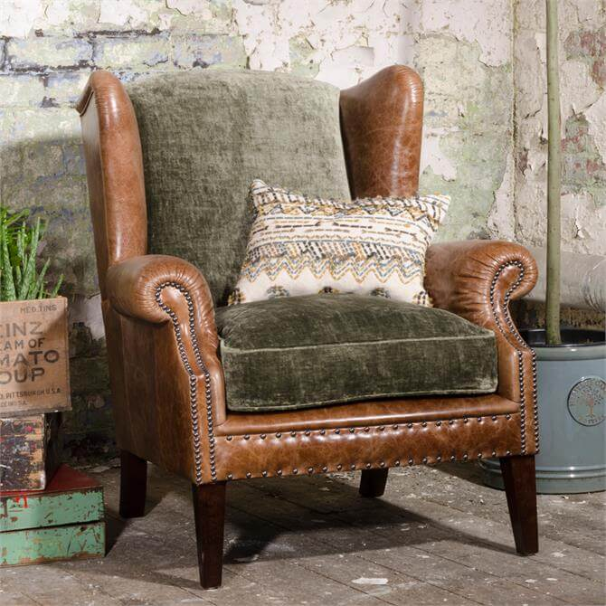 Tetrad Constable Armchair