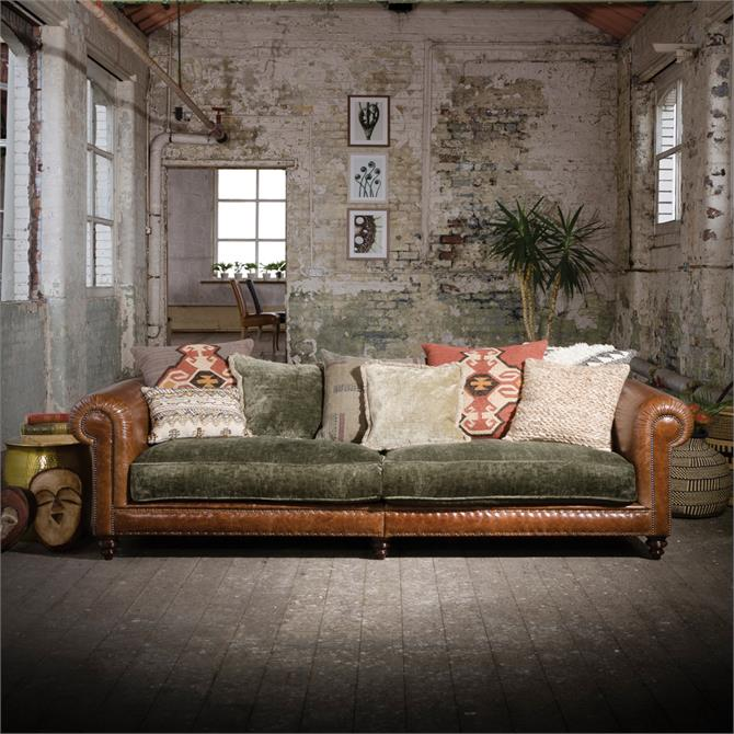 Tetrad Constable Grand Sofa
