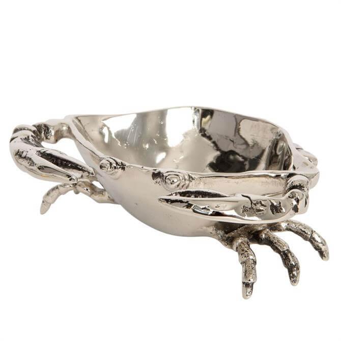 Crab Bowl in Nickel