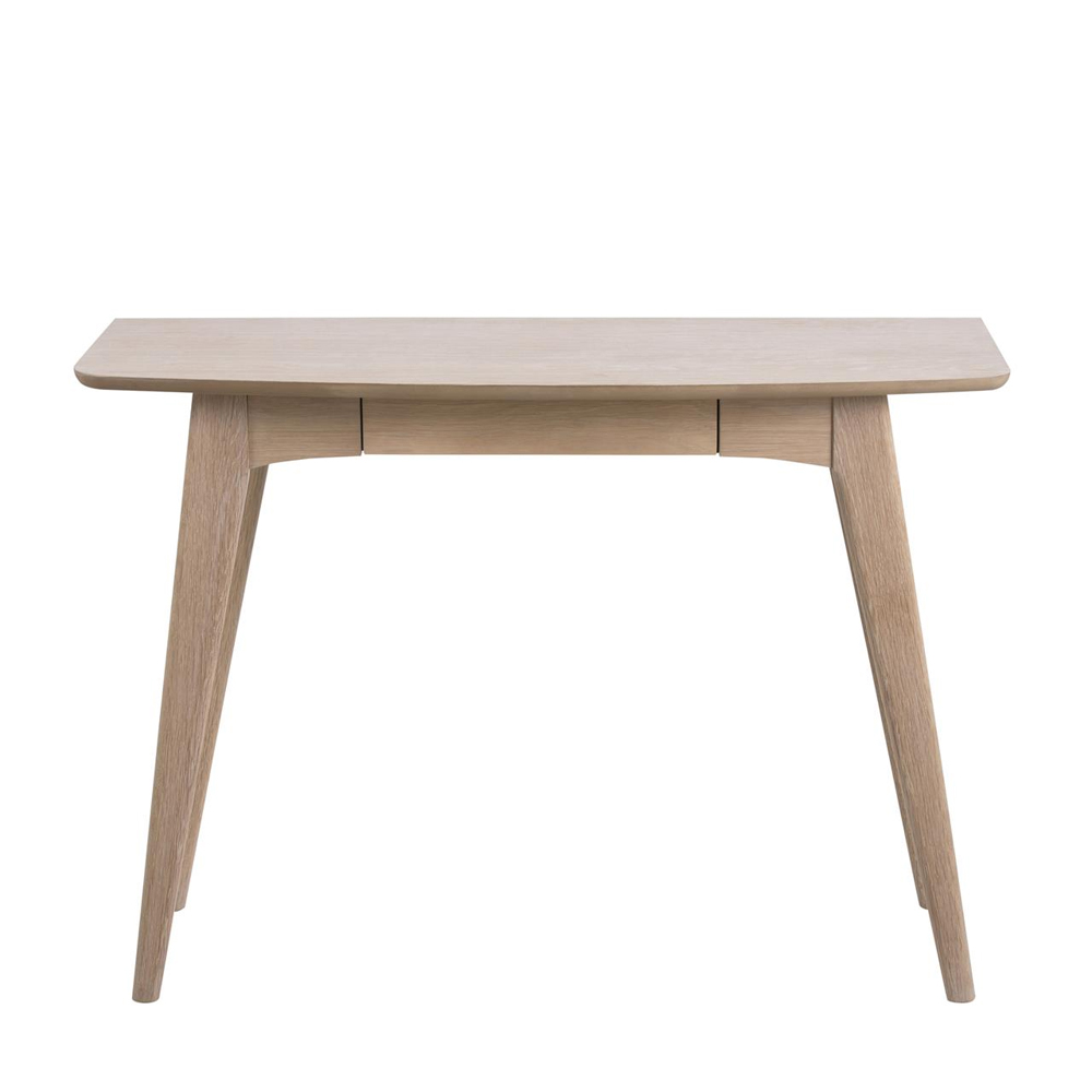 An image of Fontana Desk in White