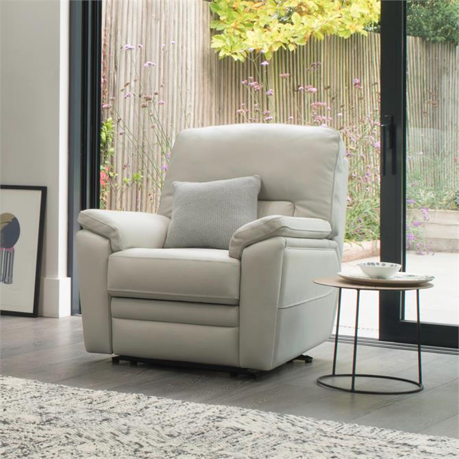 Parker Knoll Hampton Power Armchair