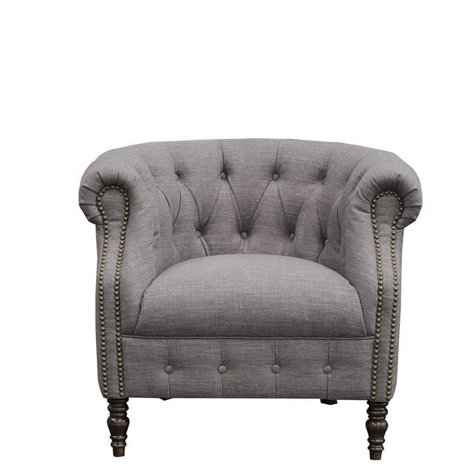Kingston Armchair in Fabric