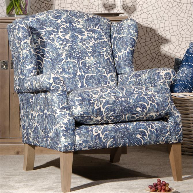 Lauren Collection Long Island Wing Armchair