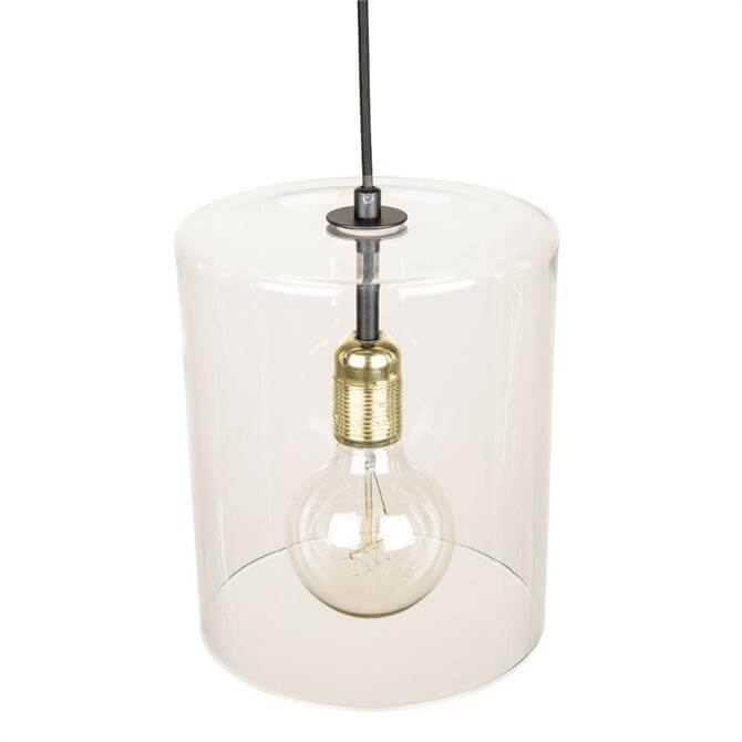 Ludlow Glass Pendant Light