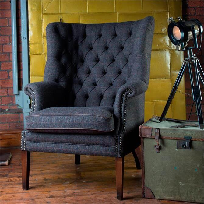 Tetrad Mackenzie Wing Chair