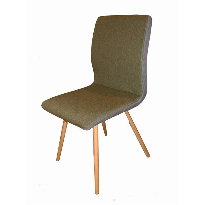 Trident Dining Chair in Green