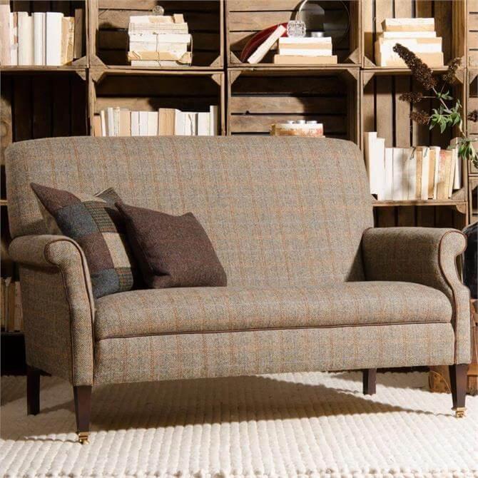 Harris Tweed Bowmore Compact Sofa