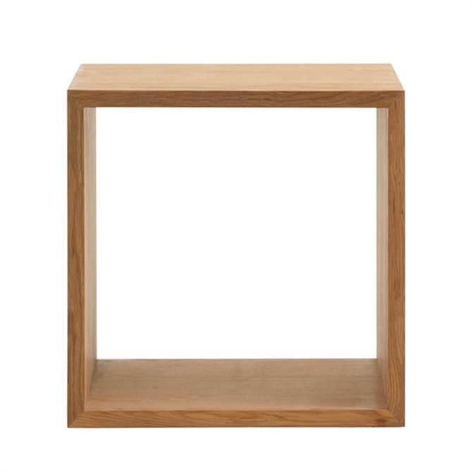 Cube 1 Section Shelving Unit