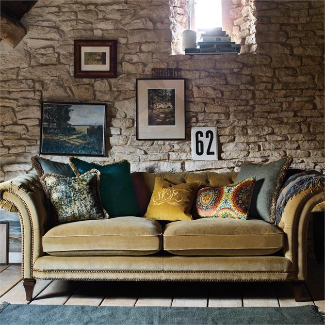 Kensington Large Fabric Sofa