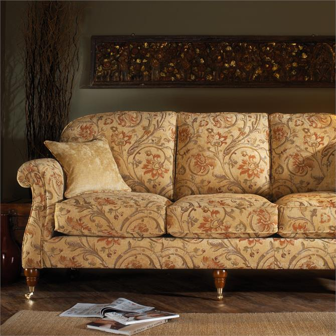 Parker Knoll Westbury Grand Sofa in A Range Fabric