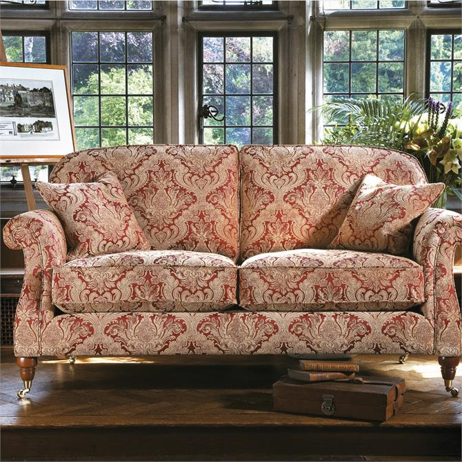 Parker Knoll Westbury Small Sofa in A Range Fabric