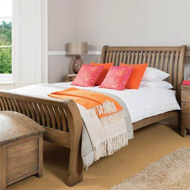 Southwold Double Sized Bedstead